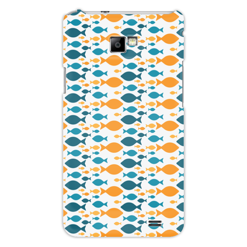 Чехол для Samsung Galaxy S2 Printio Рыбки
