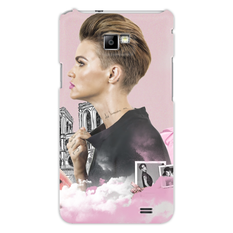 Чехол для Samsung Galaxy S2 Printio Ruby rose samsung galaxy s2