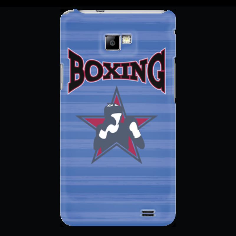 Чехол для Samsung Galaxy S2 Printio Боксер чехол для samsung galaxy s5 printio боксер