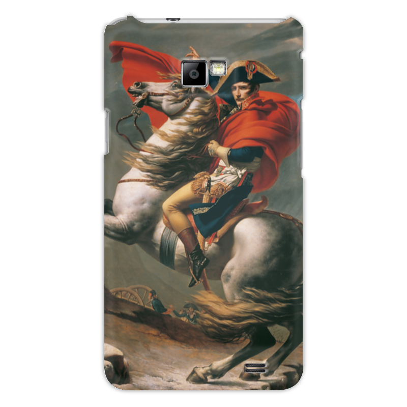 Чехол для Samsung Galaxy S2 Printio Наполеон на перевале сен-бернар (жак-луи давид)