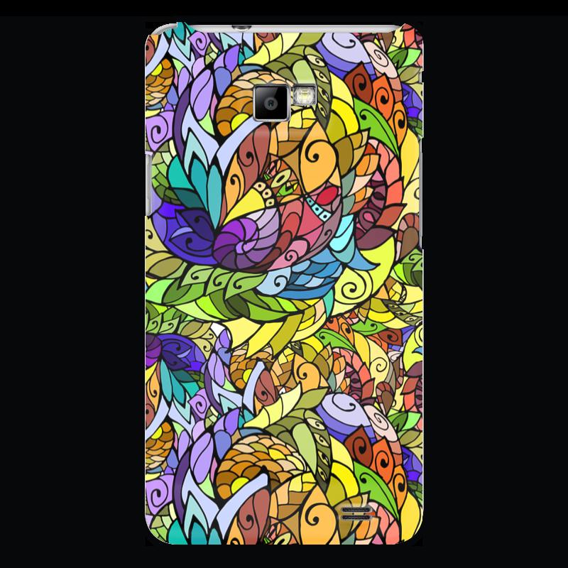 Чехол для Samsung Galaxy S2 Printio Абстракция