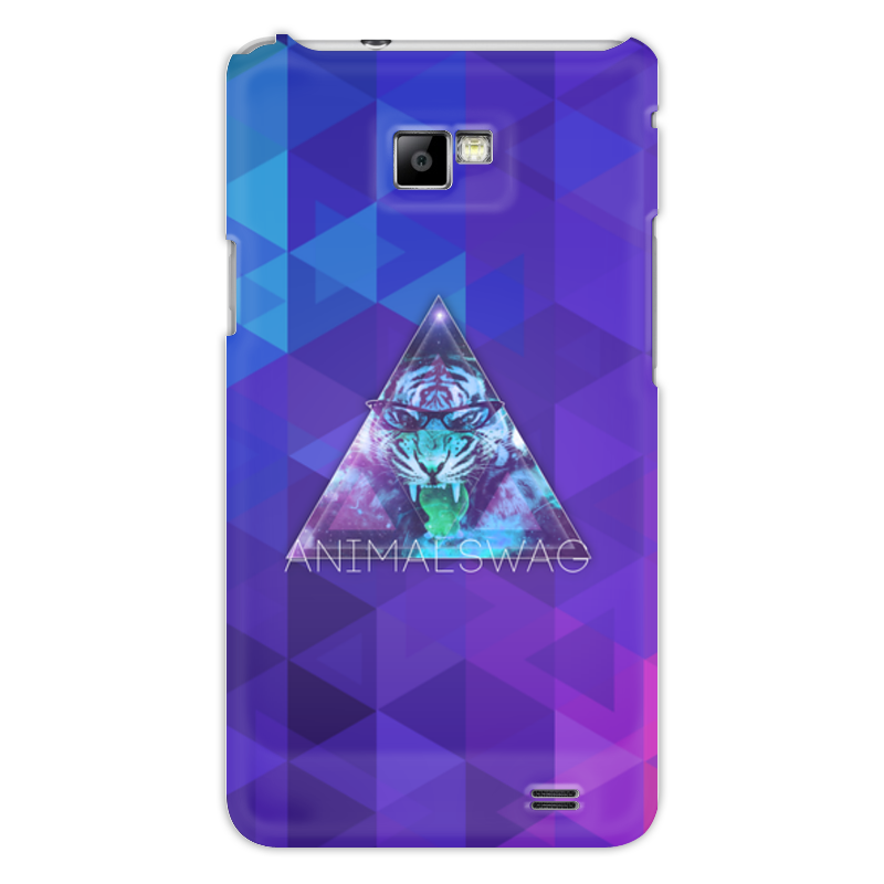 Чехол для Samsung Galaxy S2 Printio animalswag ii collection: tiger чехол для samsung s8530 wave ii palmexx кожаный в петербурге