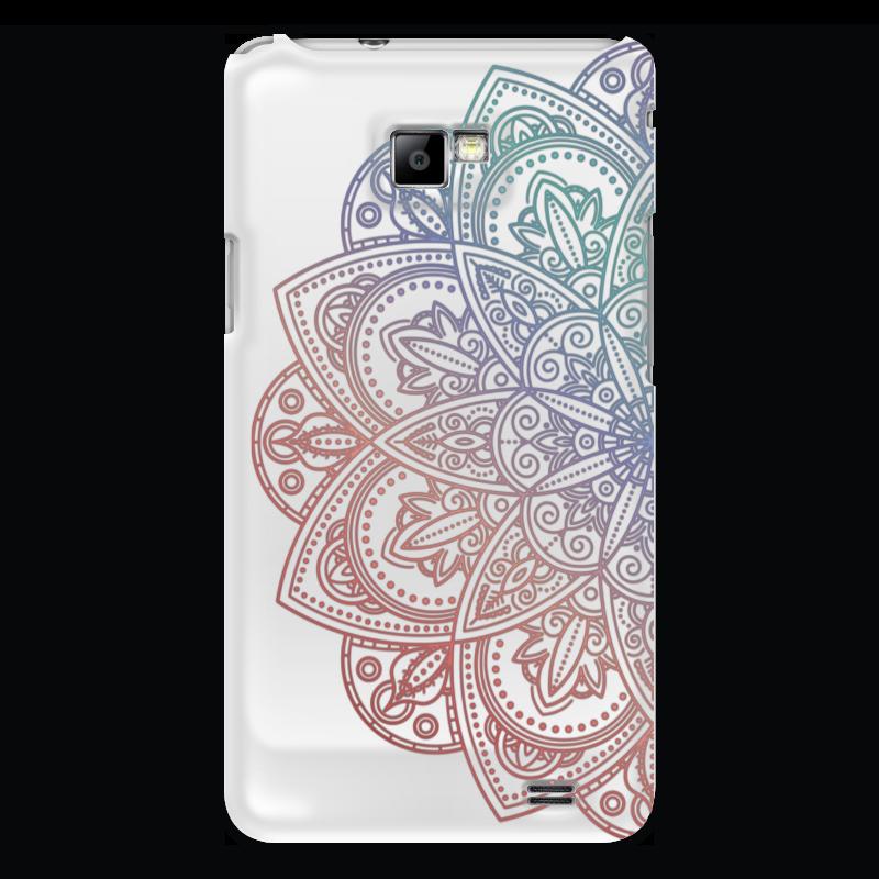 Чехол для Samsung Galaxy S2 Printio Мандала брелок для сигнализации flashpoint s2 v2
