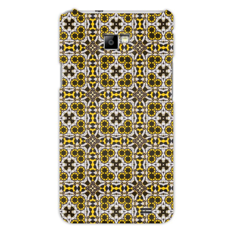 Чехол для Samsung Galaxy S2 Printio Oolop7600 чехол для samsung galaxy s2 printio череп художник