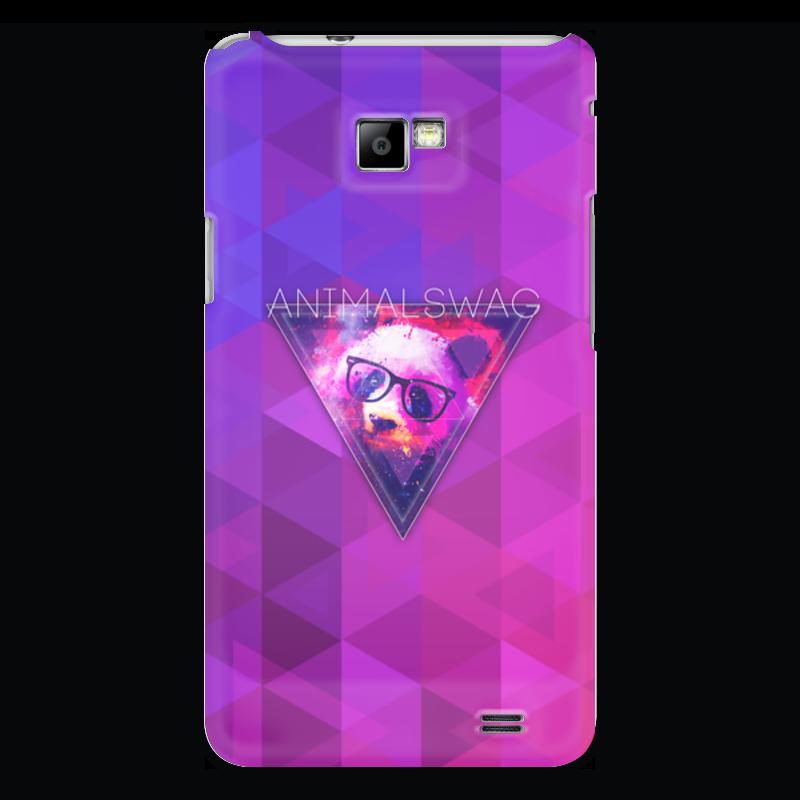 Чехол для Samsung Galaxy S2 Printio animalswag ii collection: panda чехол для samsung s8530 wave ii palmexx кожаный в петербурге