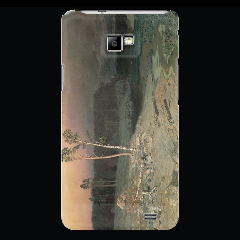Чехол для Samsung Galaxy S2 Printio На острове валааме (картина архипа куинджи) чехол для blackberry z10 printio север картина архипа куинджи