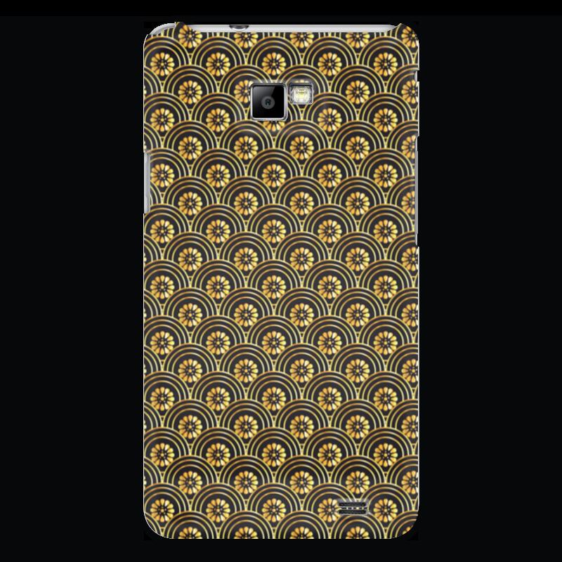 Чехол для Samsung Galaxy S2 Printio Узорный чехол для samsung galaxy s2 printio череп художник
