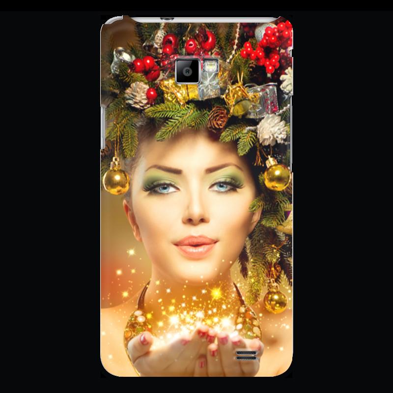 Чехол для Samsung Galaxy S2 Printio Девушка брелок для сигнализации flashpoint s2 v2