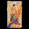 "Чехол для Samsung Galaxy S2 "" Живописный"" - арт, рисунок, в подарок, картина, живопись, бутылка, виноград, натюрморт, кувшин, wine"