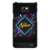 "Чехол для Samsung Galaxy S2 ""Love Space"" - звезды, космос, вселенная"