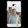 """Чехол для Samsung Galaxy S2 """"Дядя Вова"""" - кин-дза-дза, плюк"""