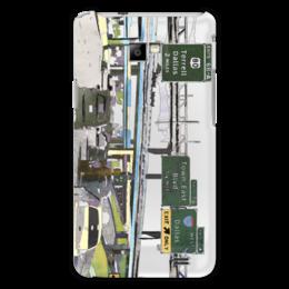"""Чехол для Samsung Galaxy S2 """"Американский хайвей"""" - сша, путешествия, шоссе, дороги, хайвеи"""