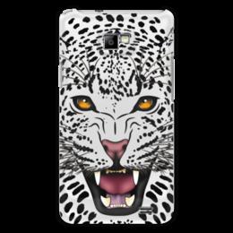 "Чехол для Samsung Galaxy S2 ""Леопард"" - рисунок, коты, леопард, хищники, животыне"