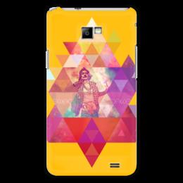 "Чехол для Samsung Galaxy S2 """"HIPSTA SWAG"" collection: Salvador Dali"" - сальвадор дали, swag, свэг, salvador dali, геомерия"