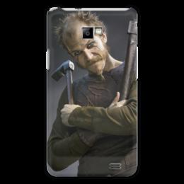 "Чехол для Samsung Galaxy S2 ""Флоки Кораблестроитель"" - викинг, викинги, vikings, путь воина, флоки"