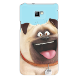 """Чехол для Samsung Galaxy S2 """"Мэл (Mel)"""" - тайная жизнь домашних животных, the secret life of pets, mel, мэл"""