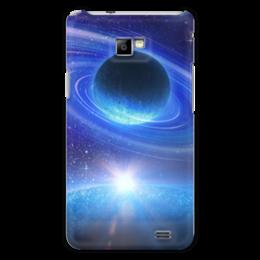 """Чехол для Samsung Galaxy S2 """"Космос"""" - космос, наука, прогресс, денис гесс, the spaceway"""