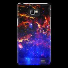 """Чехол для Samsung Galaxy S2 """"Великий Космос"""" - космос, наука, прогресс, денис гесс, the spaceway"""