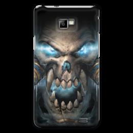 "Чехол для Samsung Galaxy S2 ""WarCraft Collection"" - wow, warcraft, world of warcraft, варкрафт, нежить"