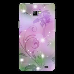 "Чехол для Samsung Galaxy S2 ""Лилия"" - цветок, лилия"
