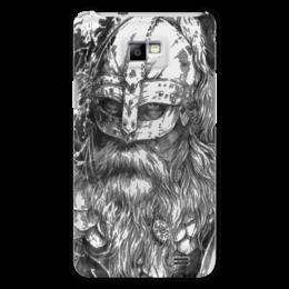 """Чехол для Samsung Galaxy S2 """"Путь воина"""" - свобода, борьба, викинг, развитие, путь воина"""