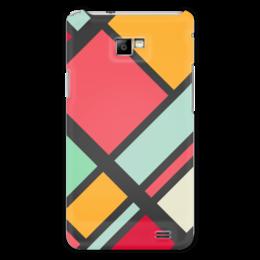 "Чехол для Samsung Galaxy S2 ""Модерн"" - узор, стиль, орнамент, абстракция, модерн"