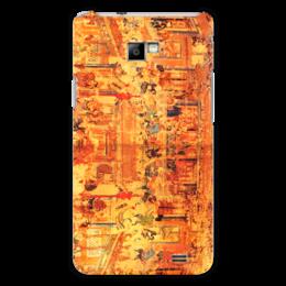 """Чехол для Samsung Galaxy S2 """"Шаолинь"""" - единоборства, кунг фу, ушу, китайские, восточные"""