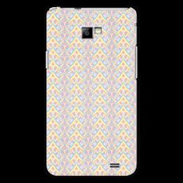 "Чехол для Samsung Galaxy S2 ""ngjjvbn480"" - арт, узор, абстракция, фигуры, текстура"