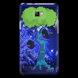 """Чехол для Samsung Galaxy S2 """"Эвкалипт"""" - стиль, дерево, эвкалипт"""