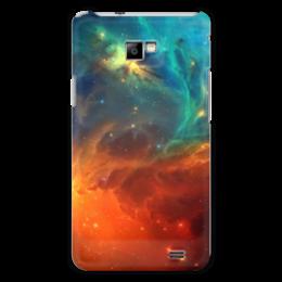 """Чехол для Samsung Galaxy S2 """"Космическая туманность"""" - космос, фотография, звёзды, спутник, туманность"""