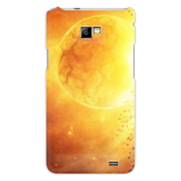 "Чехол для Samsung Galaxy S2 ""The Sun"" - space, космос, sun, вселенная, thespaceway"