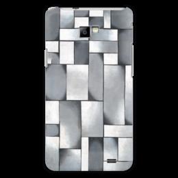 """Чехол для Samsung Galaxy S2 """"Композиция в сером"""" - картина, дусбург"""