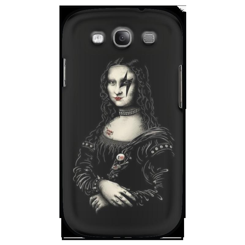 Чехол для Samsung Galaxy S3 Printio Kiss