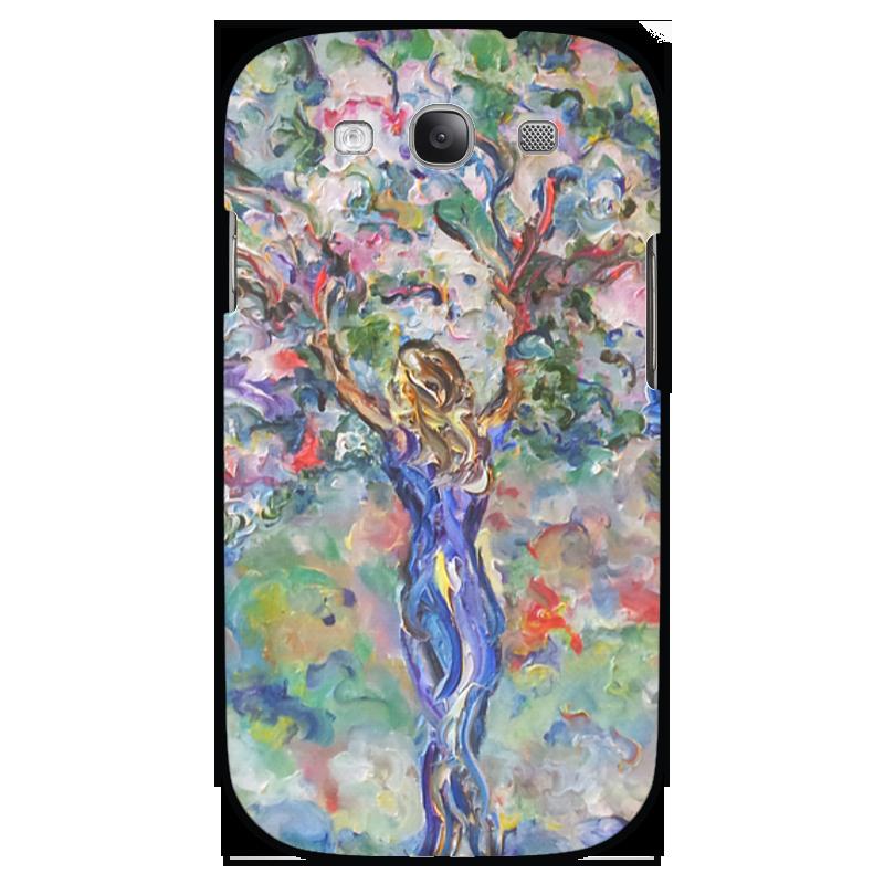 Чехол для Samsung Galaxy S3 Printio Дерево жизни кувшин дерево жизни