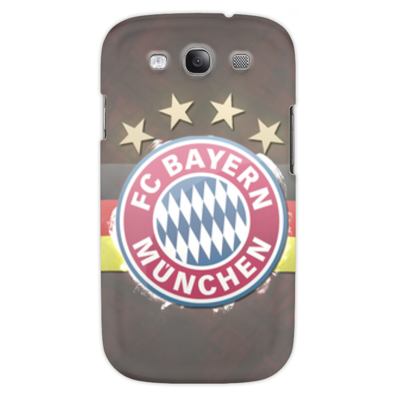 Чехол для Samsung Galaxy S3 Printio Fc bayern футболка wearcraft premium slim fit printio dota 2 pudge samurai