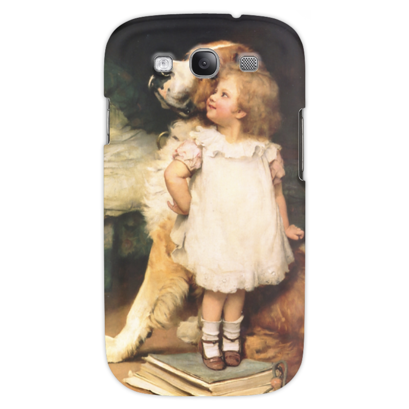 Чехол для Samsung Galaxy S3 Printio Картина артура элсли (1860-1952) картины magic home картина репродукция дворик