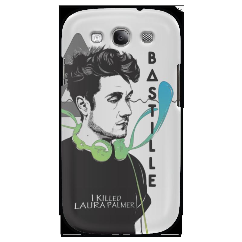 Чехол для Samsung Galaxy S3 Printio Bastille