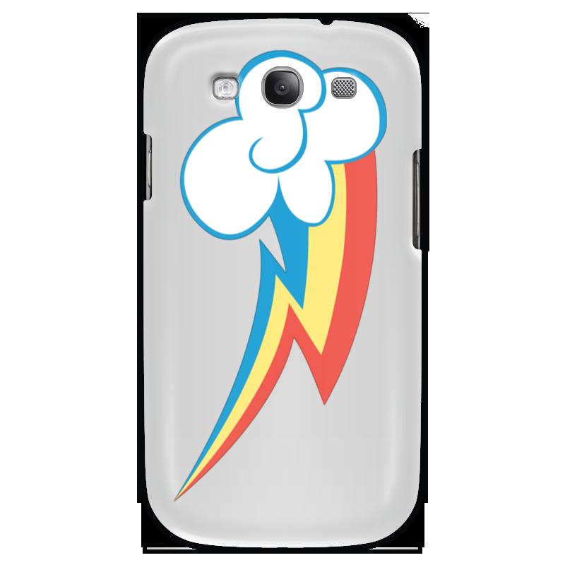 Чехол для Samsung Galaxy S3 Printio My little pony- rainbow dash академия групп мешок для обуви my little pony