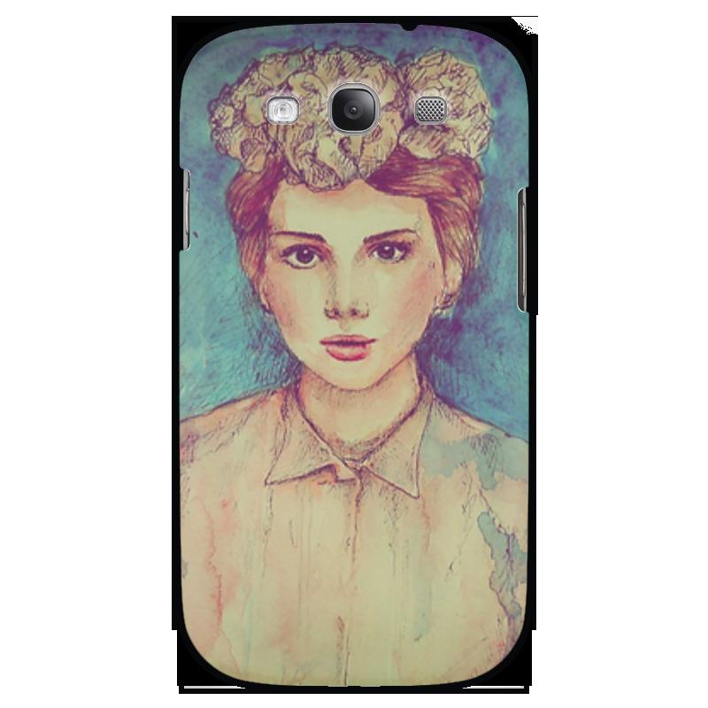 Чехол для Samsung Galaxy S3 Printio Пин ап