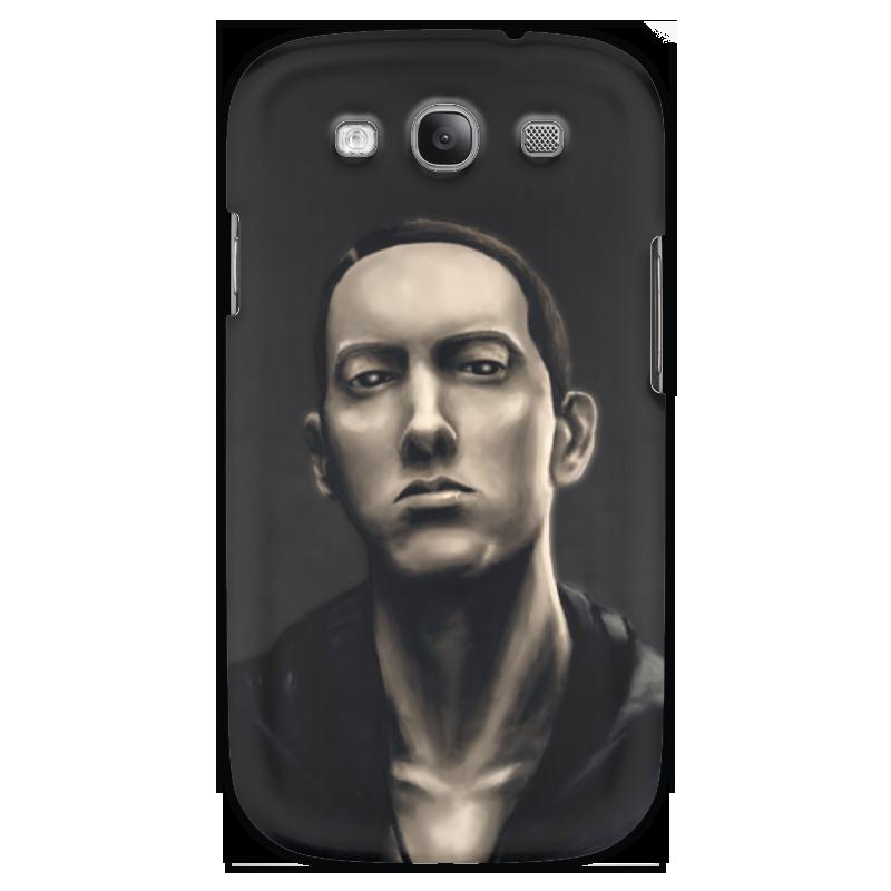 Чехол для Samsung Galaxy S3 Printio Eminem art