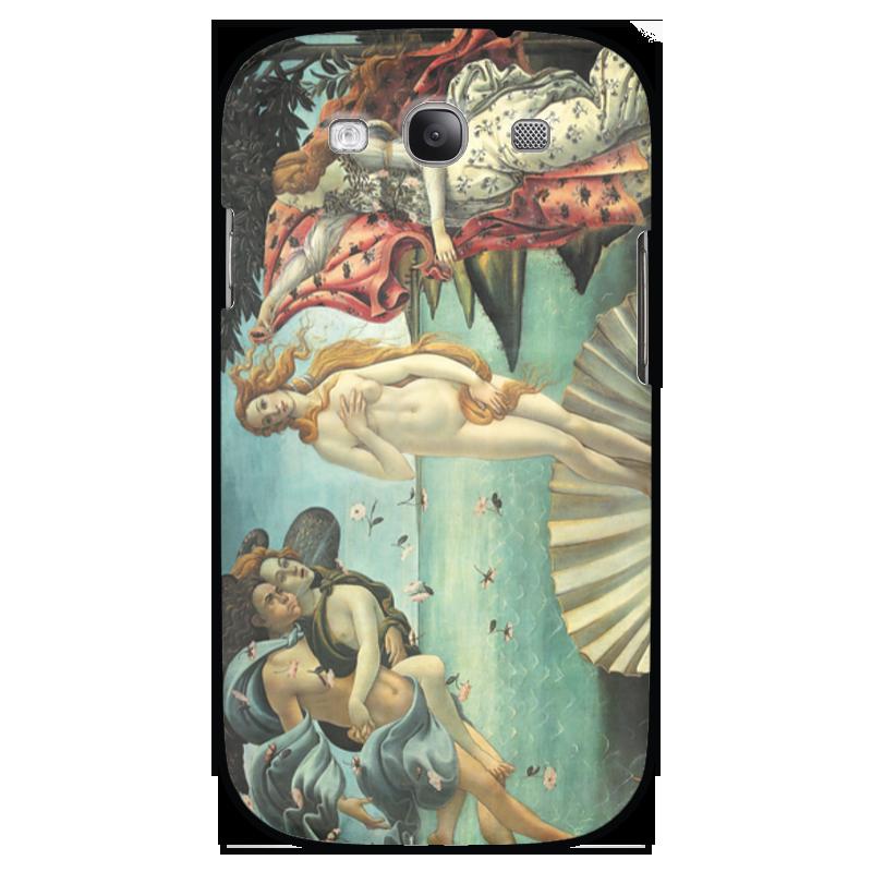 Чехол для Samsung Galaxy S3 Printio Рождение венеры (сандро боттичелли) картина весна боттичелли