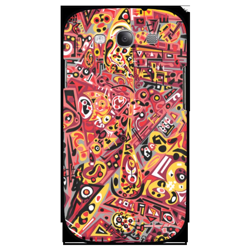 Чехол для Samsung Galaxy S3 Printio Zdermm431 чехол для samsung galaxy s3 printio zdermm431