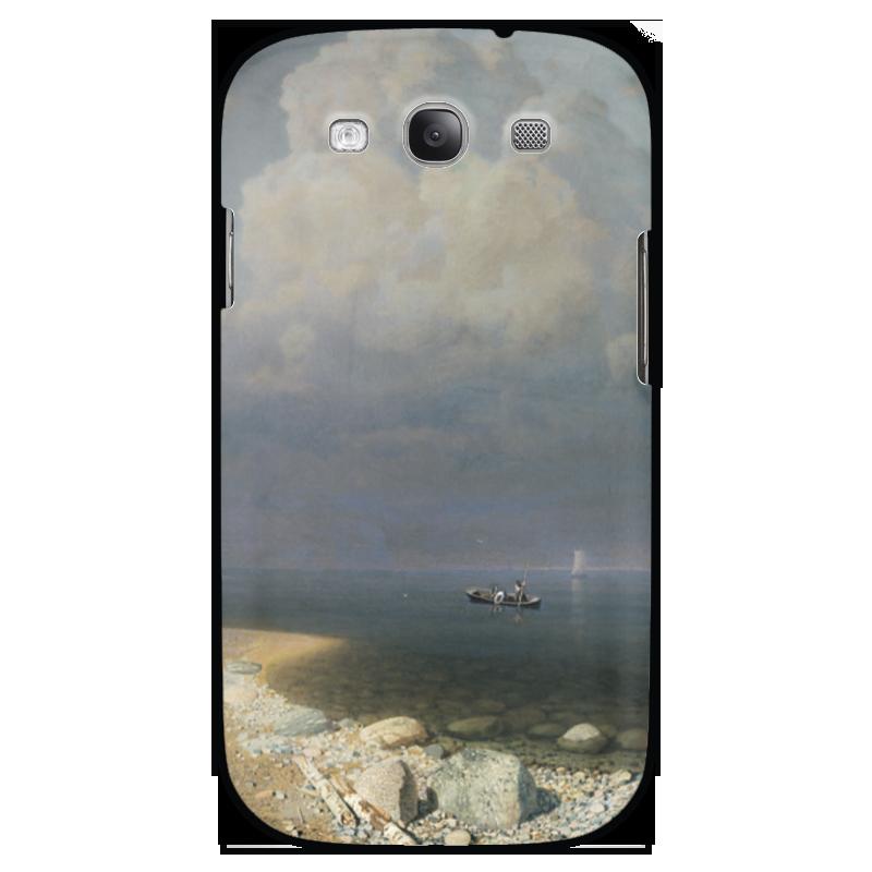 Чехол для Samsung Galaxy S3 Printio Ладожское озеро (картина архипа куинджи) чехол для blackberry z10 printio север картина архипа куинджи