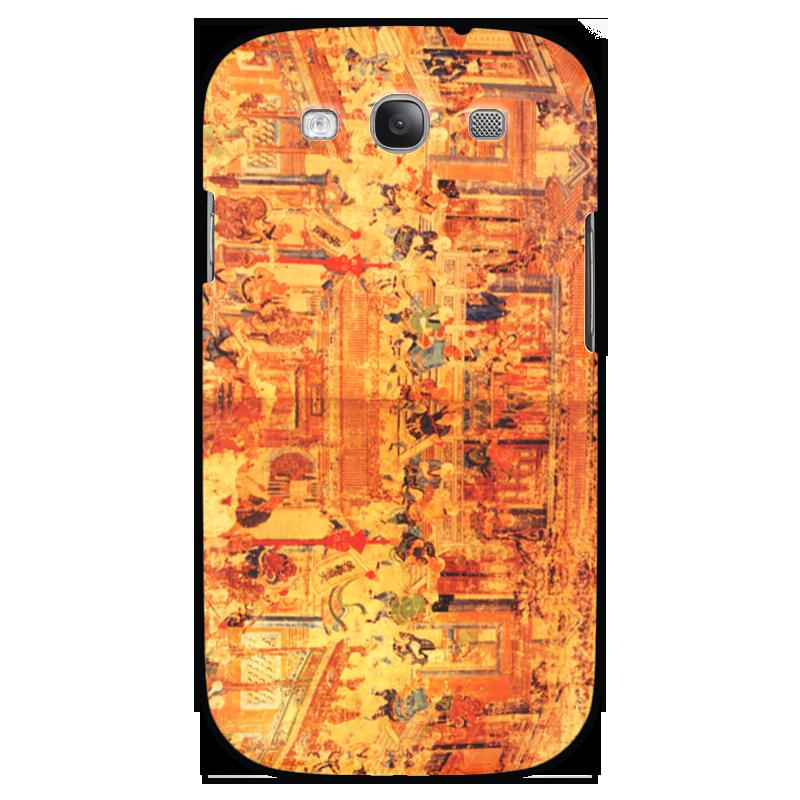 Чехол для Samsung Galaxy S3 Printio Шаолинь форма для ушу пенза