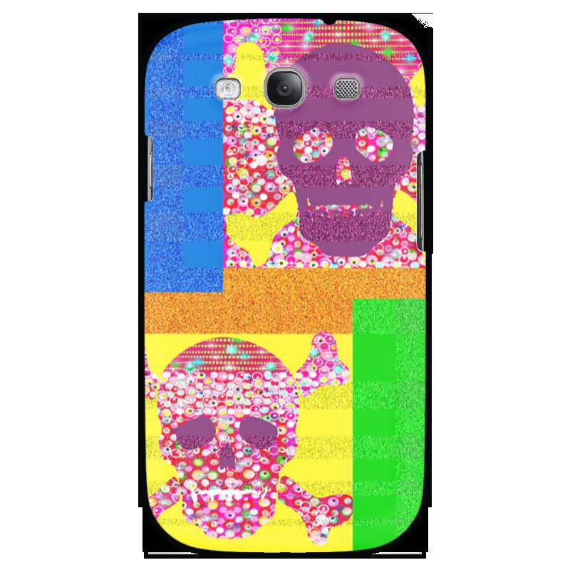 Чехол для Samsung Galaxy S3 Printio Золотой песок