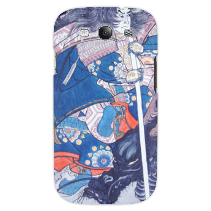 Чехол для Samsung Galaxy S3 Printio Отдых после битвы