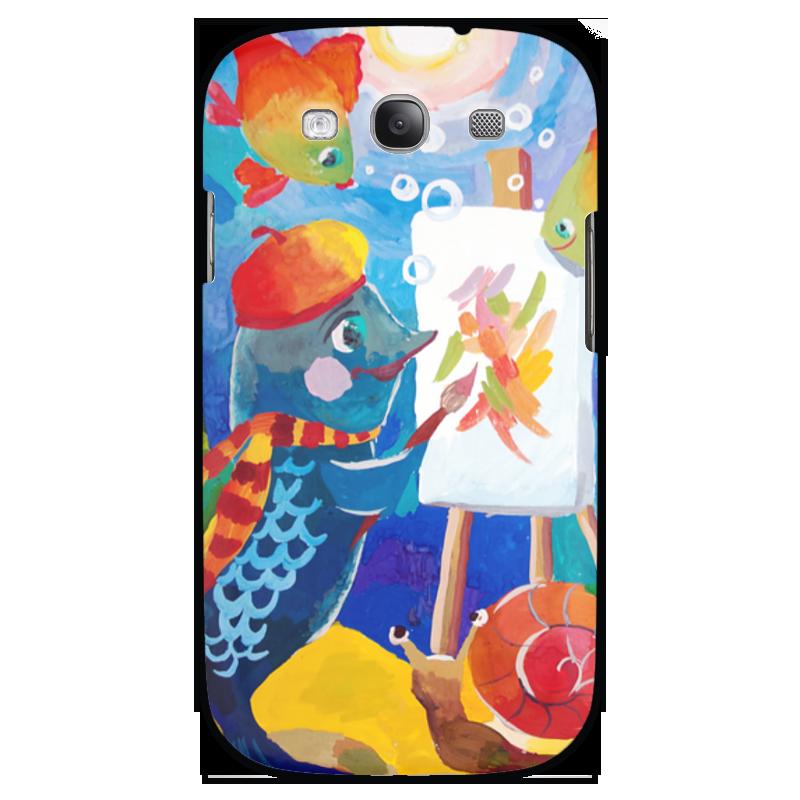 Чехол для Samsung Galaxy S3 Printio Подводный мир де ла бедуайер камилла подводный мир