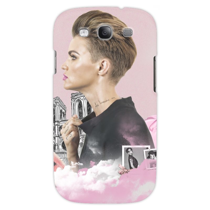 Чехол для Samsung Galaxy S3 Printio Ruby rose samsung galaxy s3