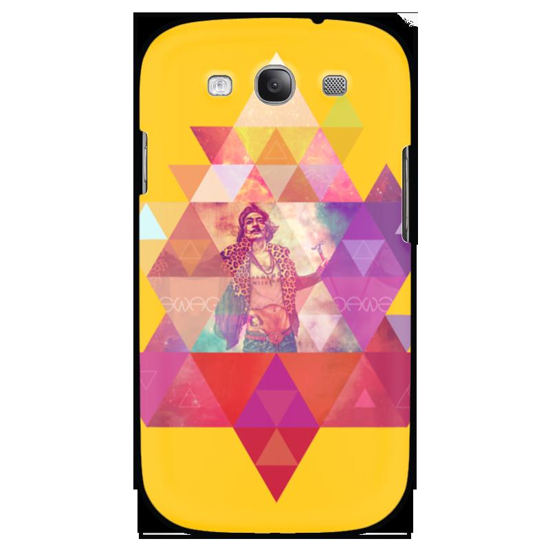 Чехол для Samsung Galaxy S3 Printio hipsta swag collection: salvador dali