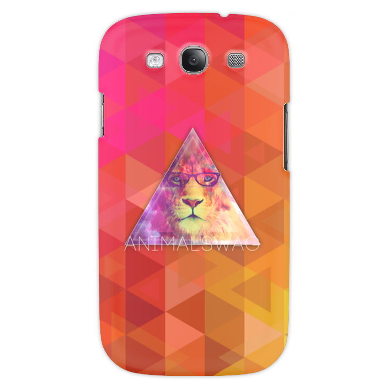Чехол для Samsung Galaxy S3 Printio animalswag ii collection: lion чехол для samsung s8530 wave ii palmexx кожаный в петербурге